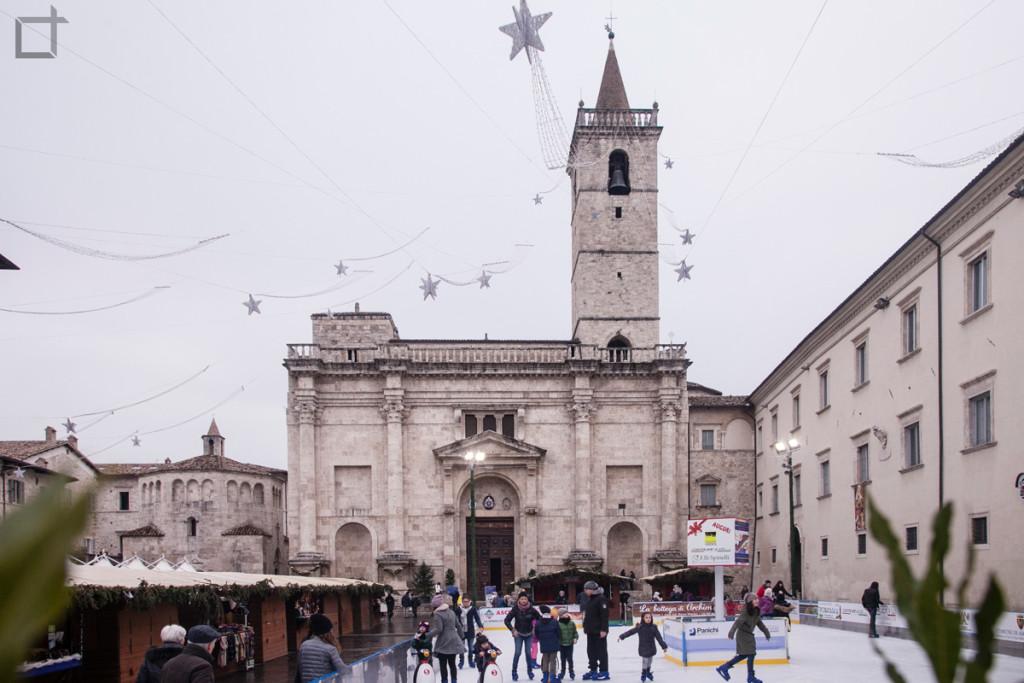 Piazza Arringo Pista Ghiaccio
