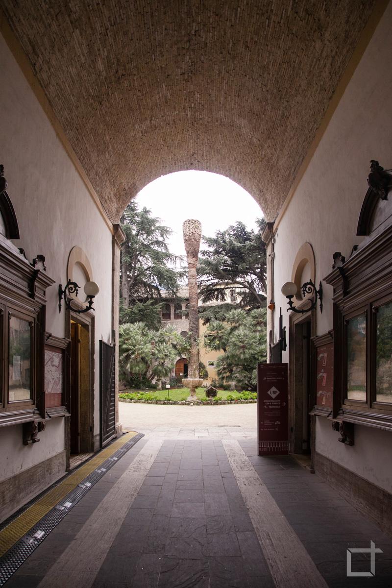 Palazzo dell'Arengo Corte