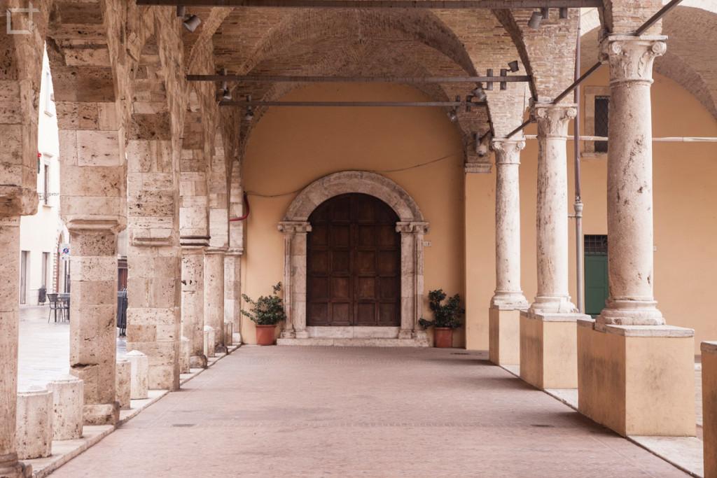 Porticato Chiostro Maggiore di San Francesco
