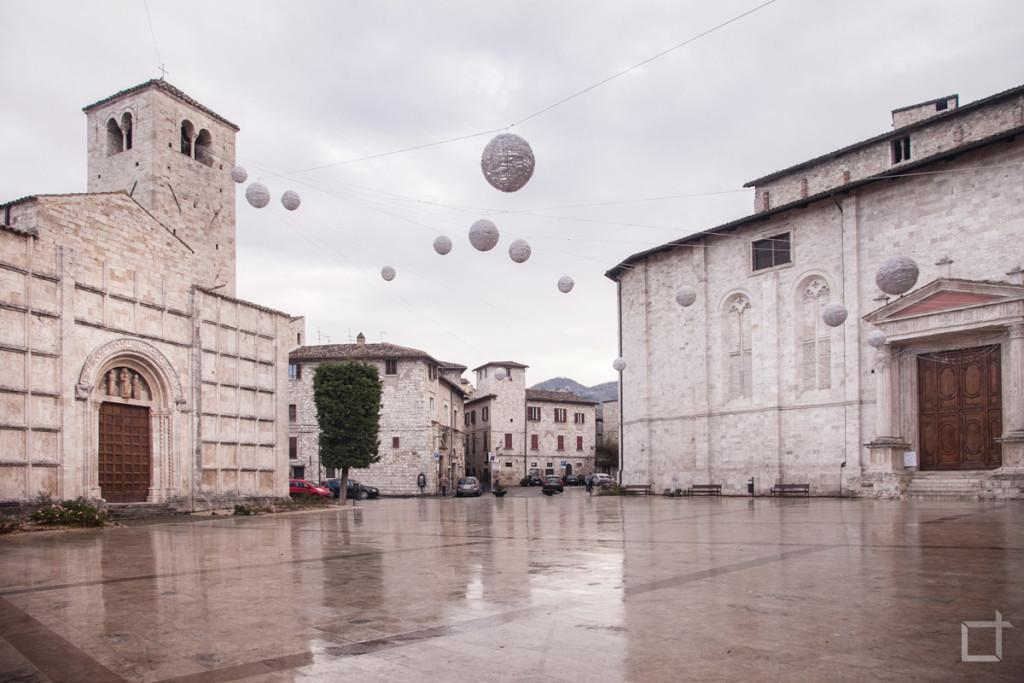 Piazza Ventidio Basso Ascoli Piceno