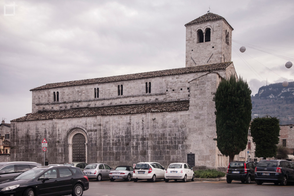Chiesa San Vincenzo ed Anastasio Parcheggio