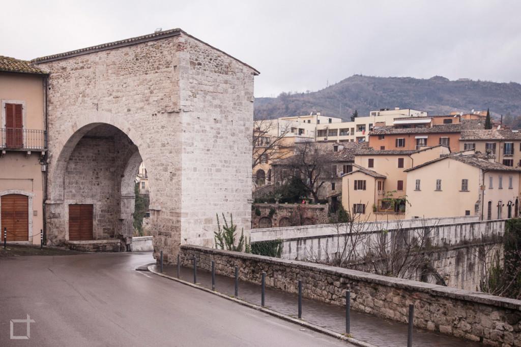 Ponte Romano di Solestà