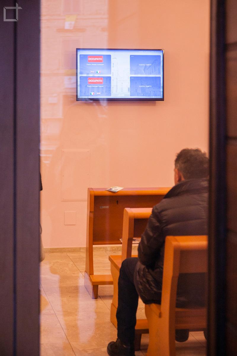 Confessionale Automatico