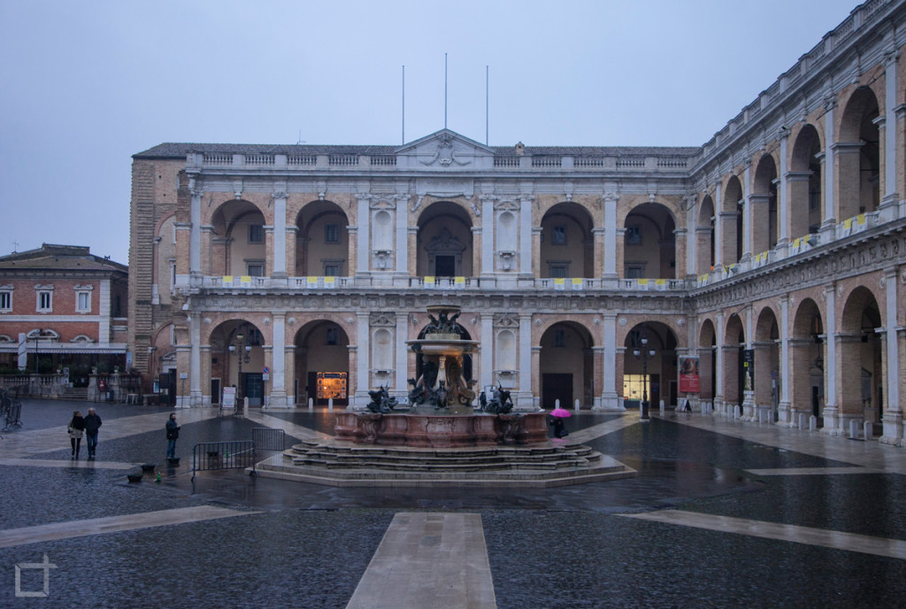 Piazza della Madonna Loreto