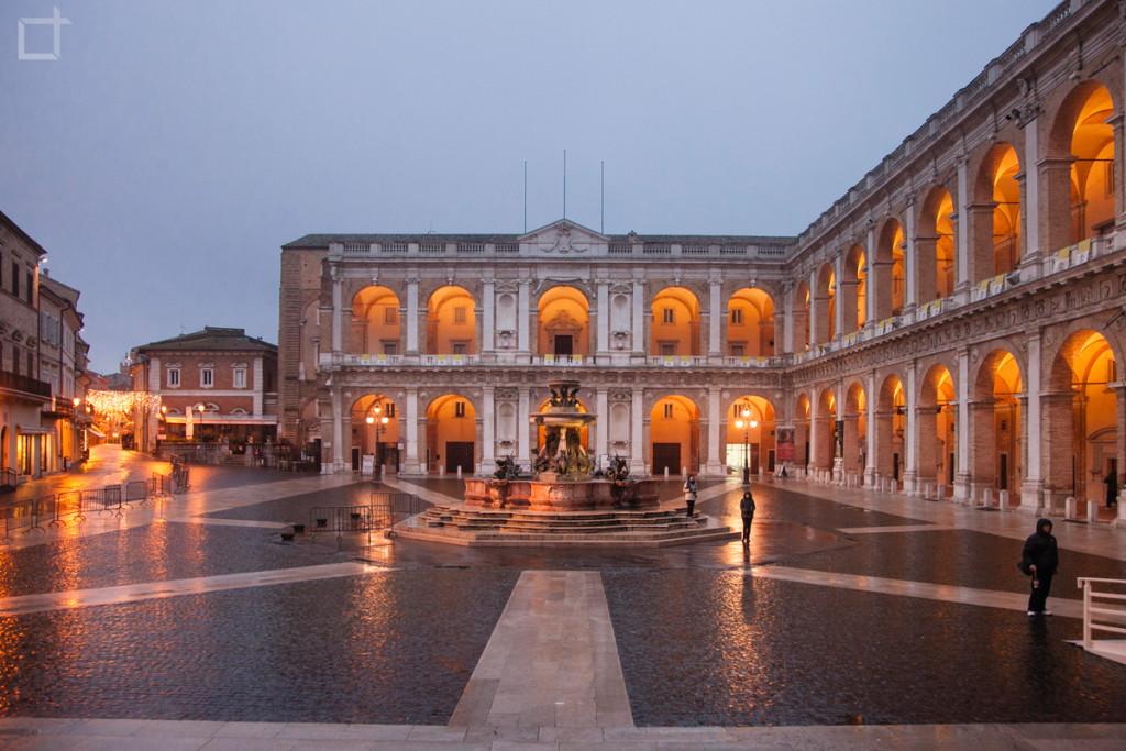 Piazza della Madonna Illuminata