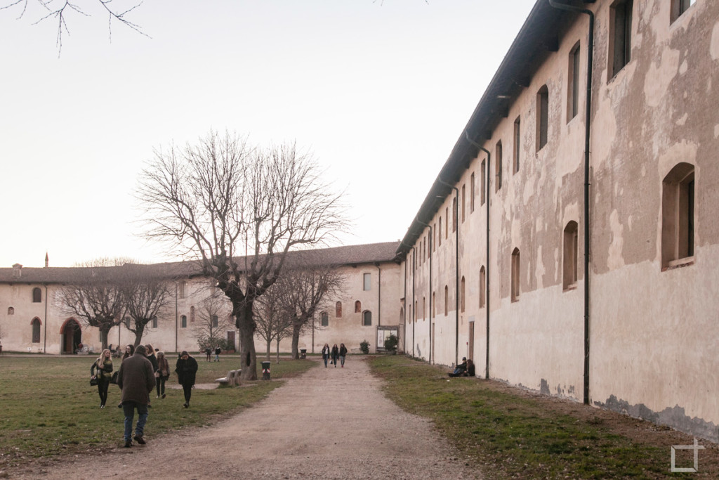 Cortile Castello