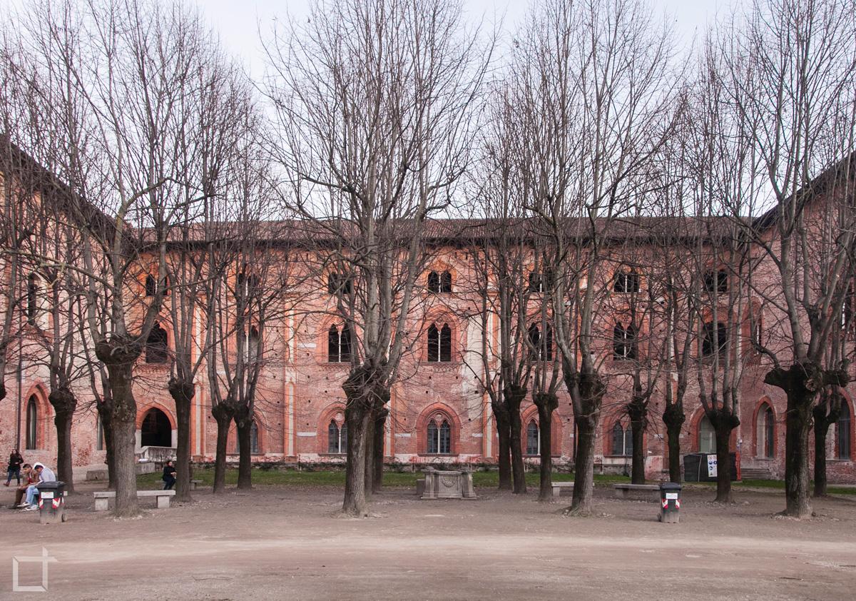 Cortile Castello