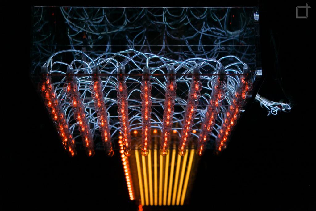 Lampade Hangar Bicocca