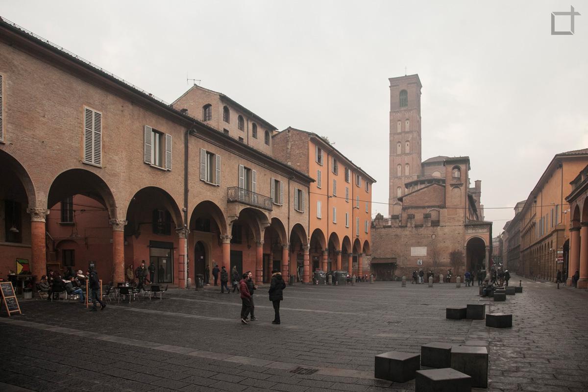Piazza Verdi Bologna