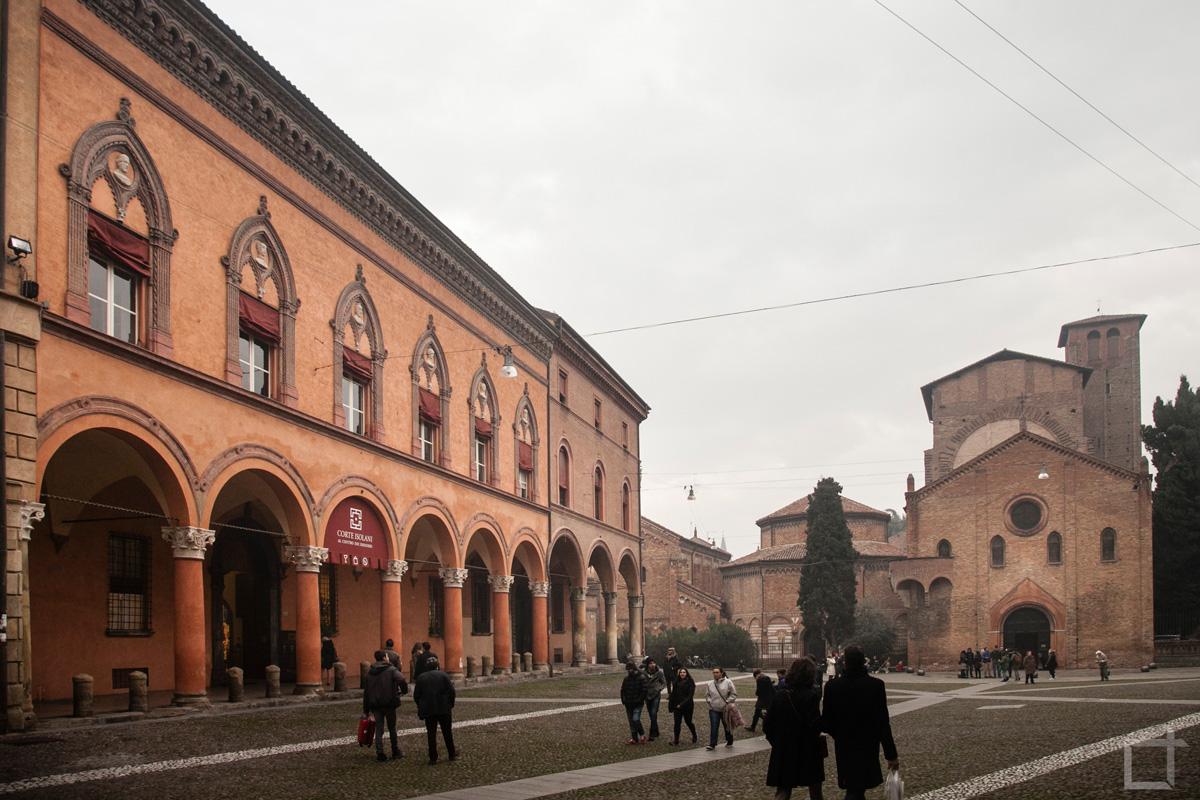 Corte Isolani e Santo Stefano