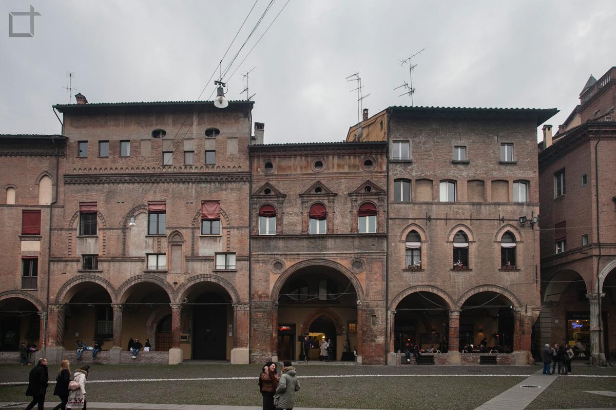 Palazzi Residenziali Piazza Santo Stefano