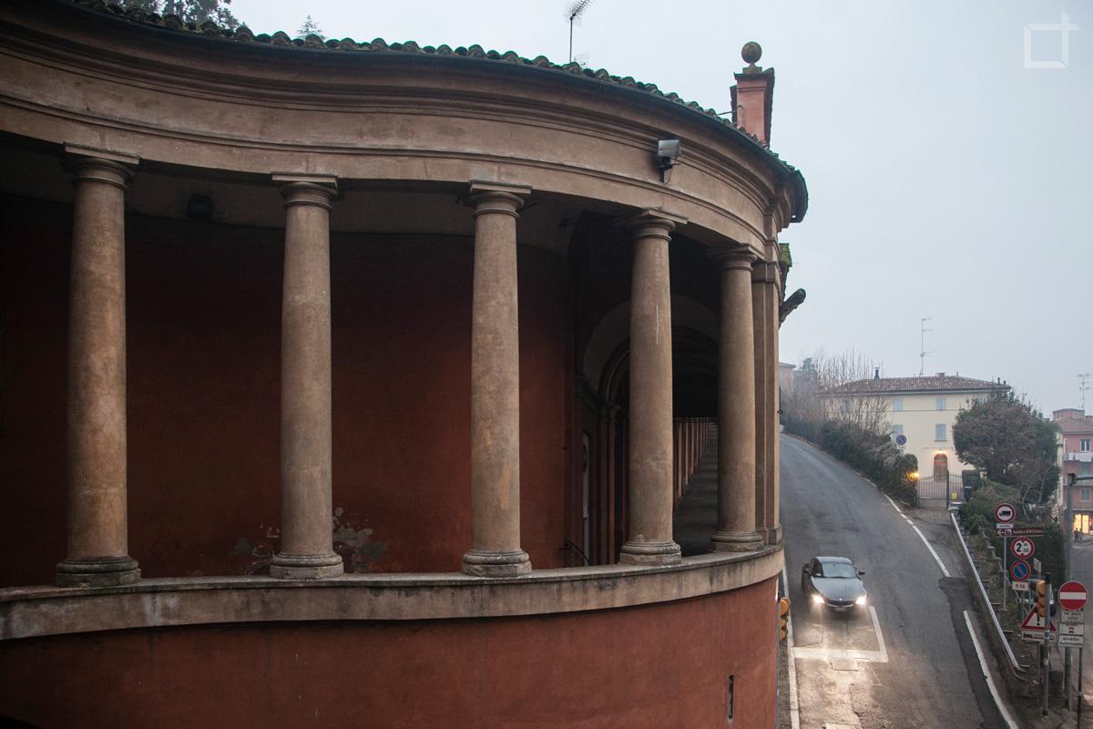 Passeggiata San Luca da Arco del Meloncello