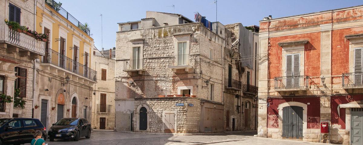 Via Cattedrale Ruvo di Puglia