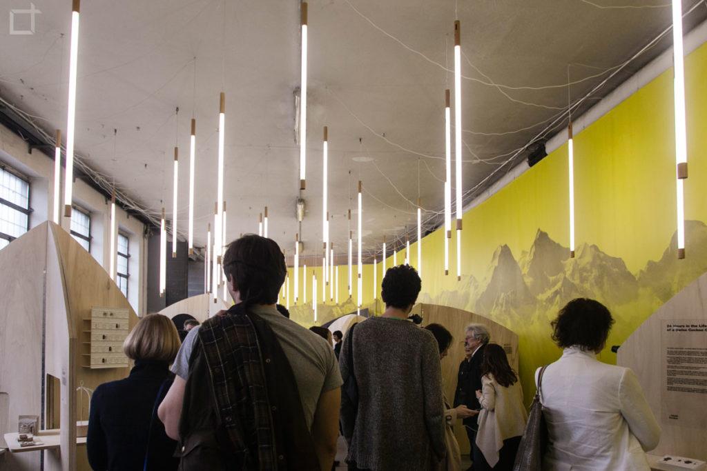 Esposizione Orologi Cucu Ventura Lambrate Fuori Salone 2016