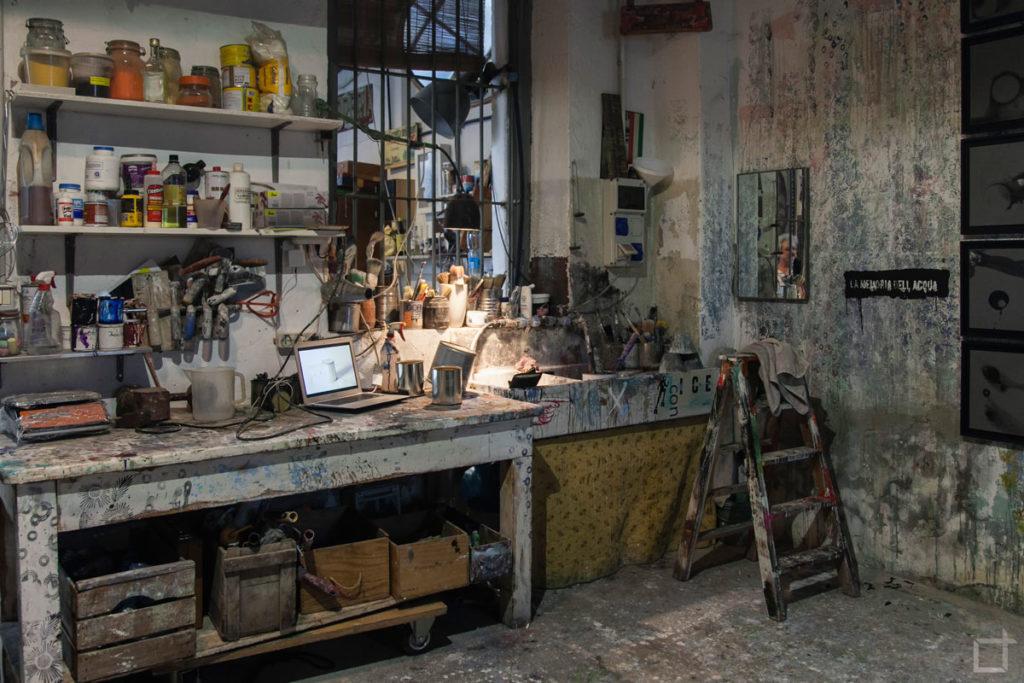 Laboratorio Artigiano Ventura Lambrate Milano