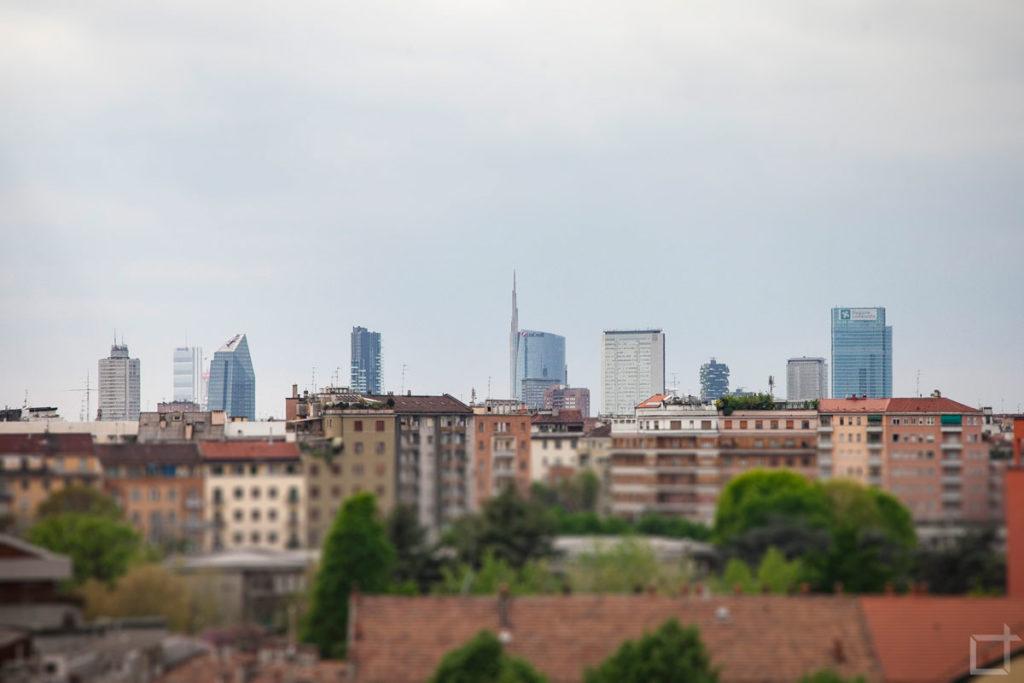 Milano Porta Nuova Grattacieli