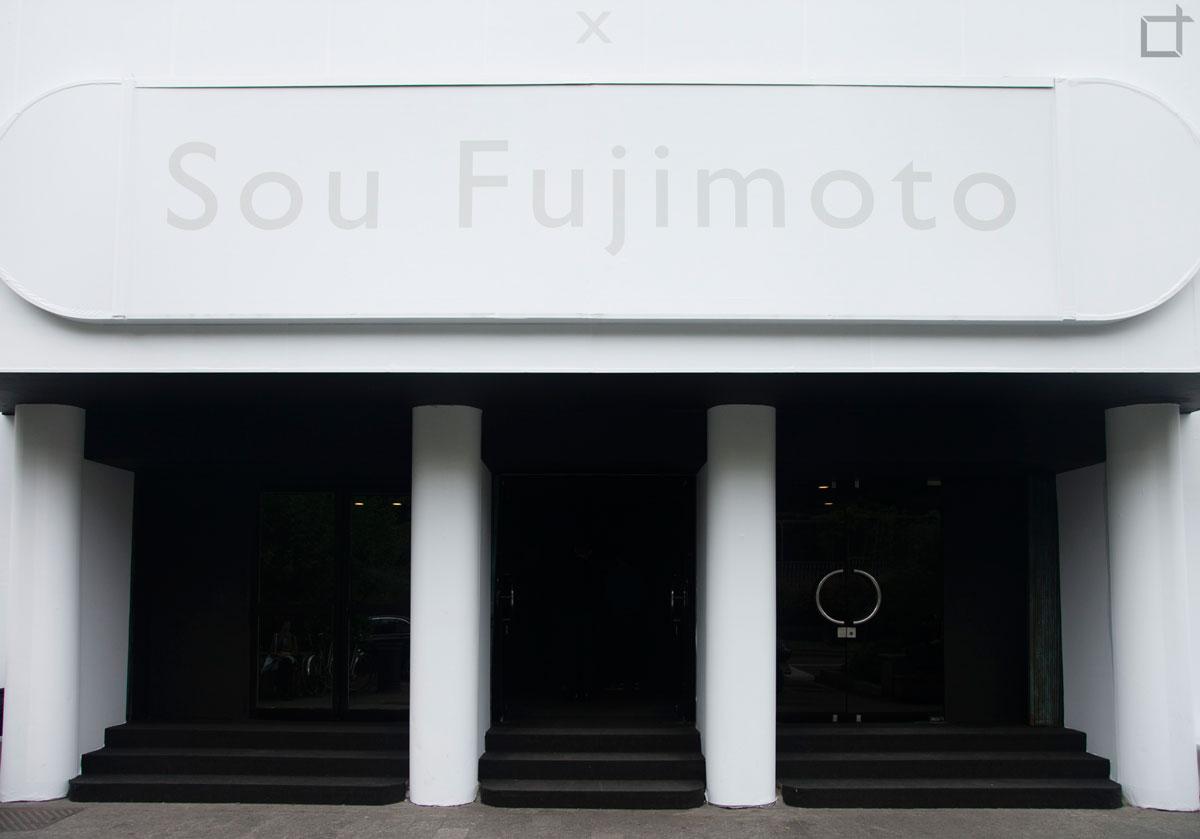 Sou Fujumoto COS