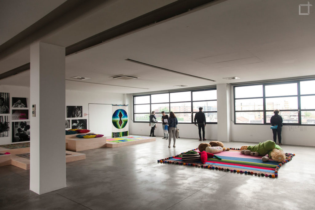 Uncinetto Loft Open Space