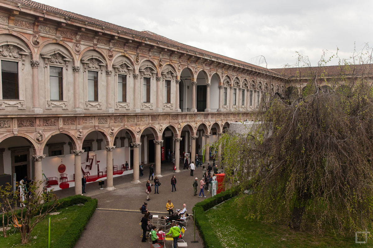 Universita Degli Studi Di Milano Fuori Salone 2016
