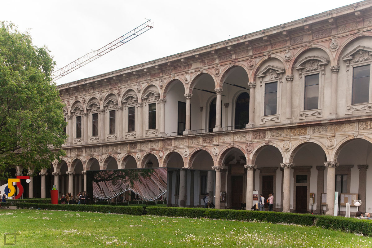 Universita Studi Milano Portici