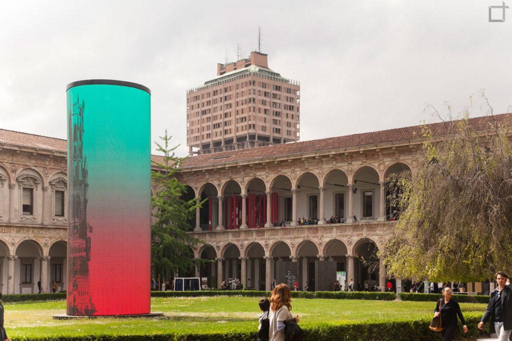 Universita Studi Milano Torre Velasca