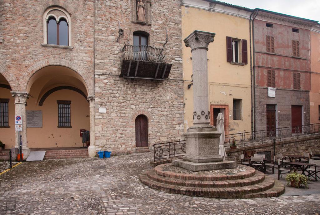 Colonna della Anella Bertinoro