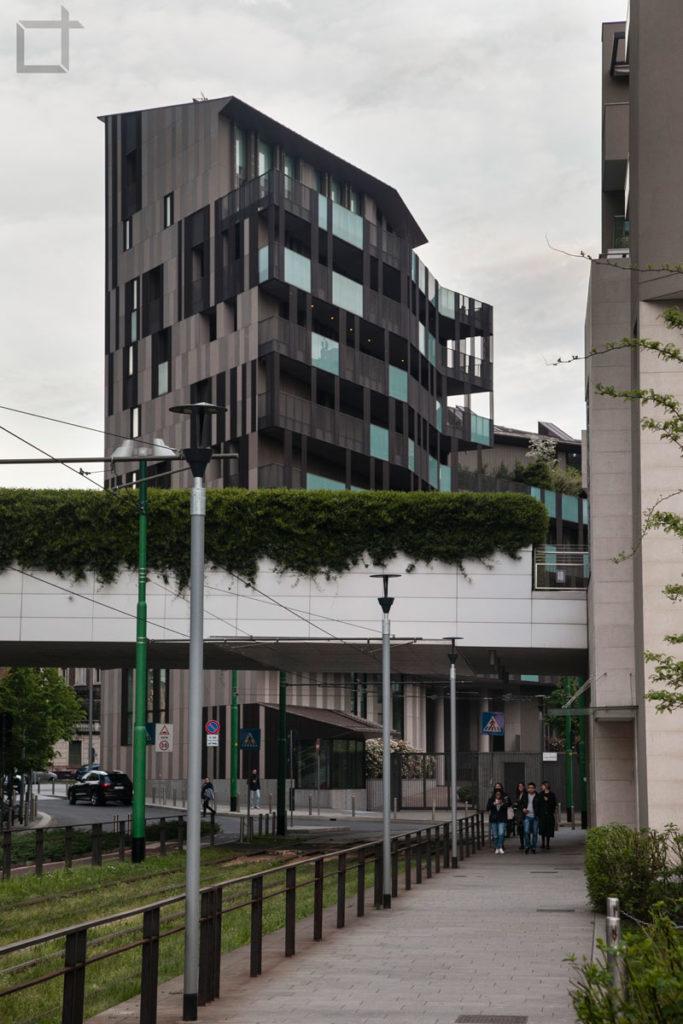 Corte Verde - Cino Zucchi Milano