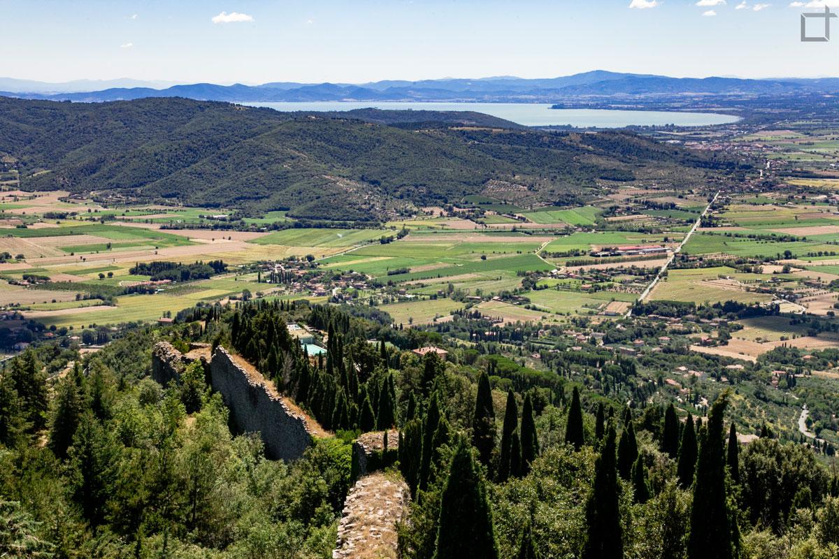 Lago Trasimeno Cortona
