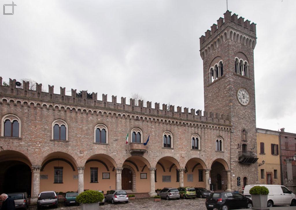 Palazzo Ordelaffi e Torre Civica di Bertinoro