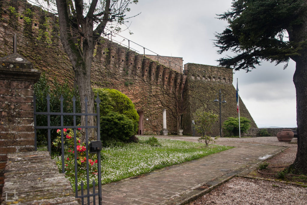 Rocca di Bertinoro e Giardino
