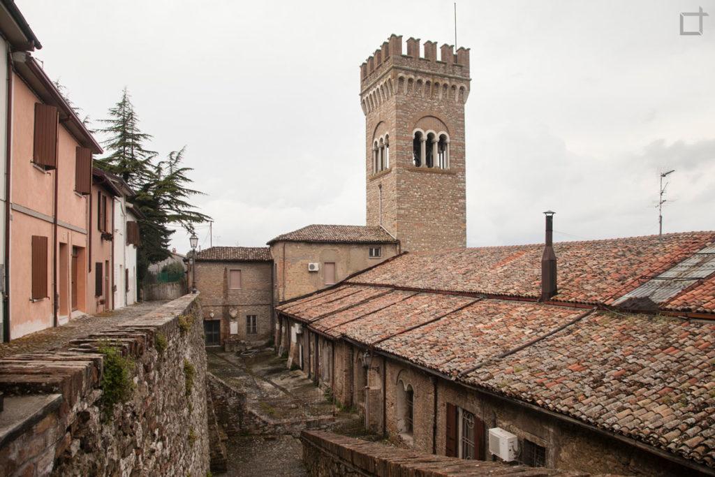 Torre Civica e Palazzo Ordelaffi Bertinoro