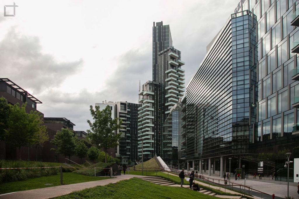 Torre Solaria e Giardini Pubblici