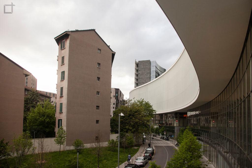 Via Fratelli Castiglioni Milano