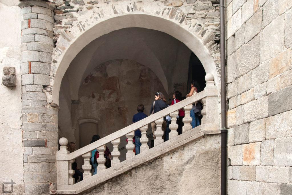 Abbazia Benedetina Mater Ecclesiae Isola San Giulio