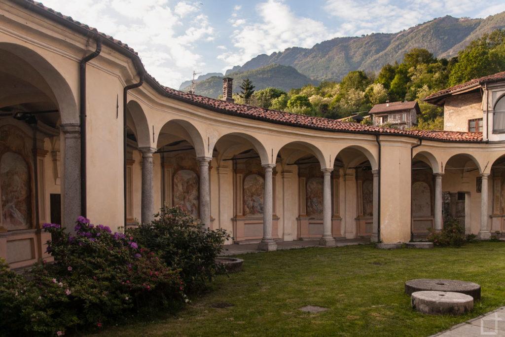 Cappella della Chiesa Beata Vergine Assunta Mergozzo