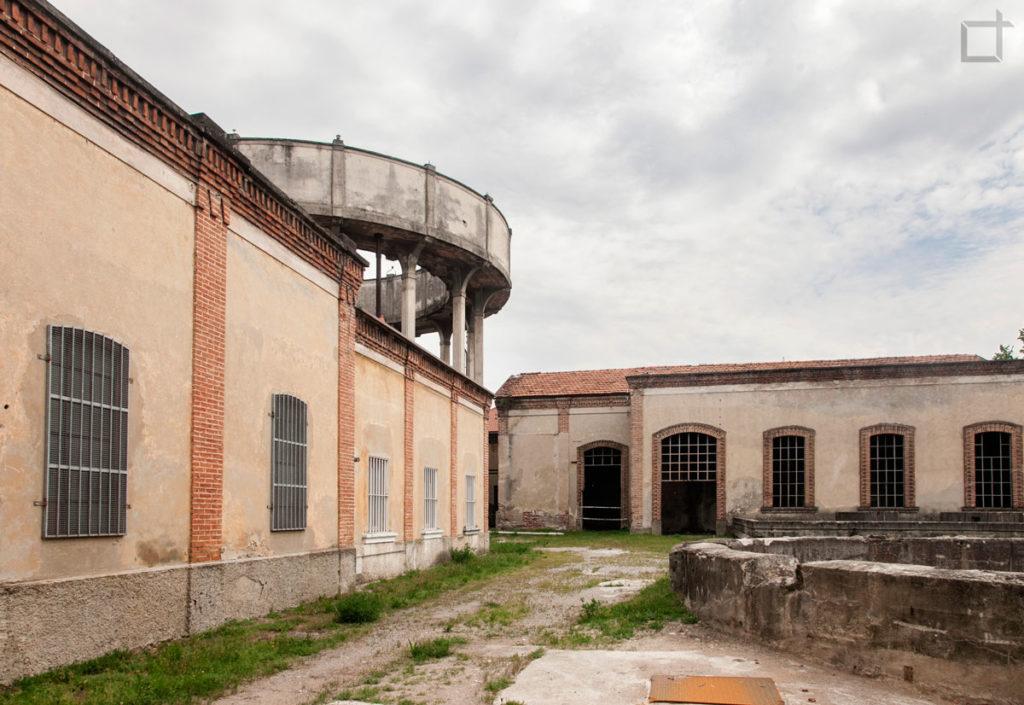 centrale termoelettrica Crespi d'Adda
