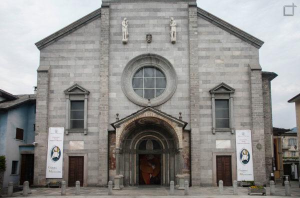 Chiesa Collegiata Dei Santi Gervasio e Protasio Domodossola