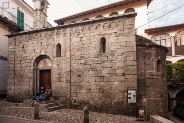 Chiesa di Santa Marta Mergozzo