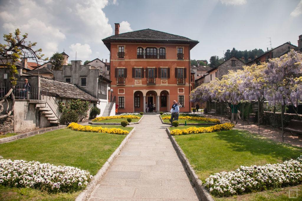 Comune Villa Bossi Orta San Giulio