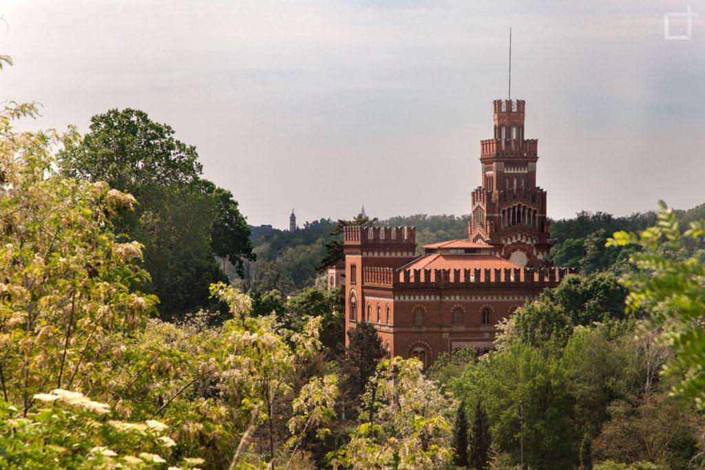 Crespi d'Adda Villa Castello