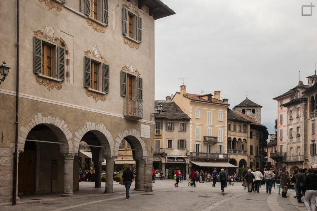Domodossola Piazza del Mercato