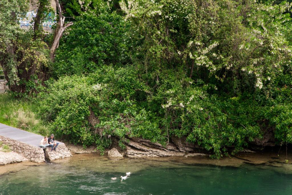 innamorati fiume lombardia