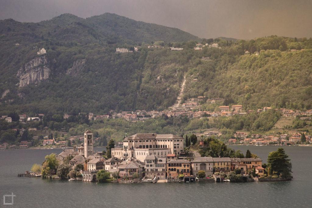 Isola San Giulio Lago di Orta