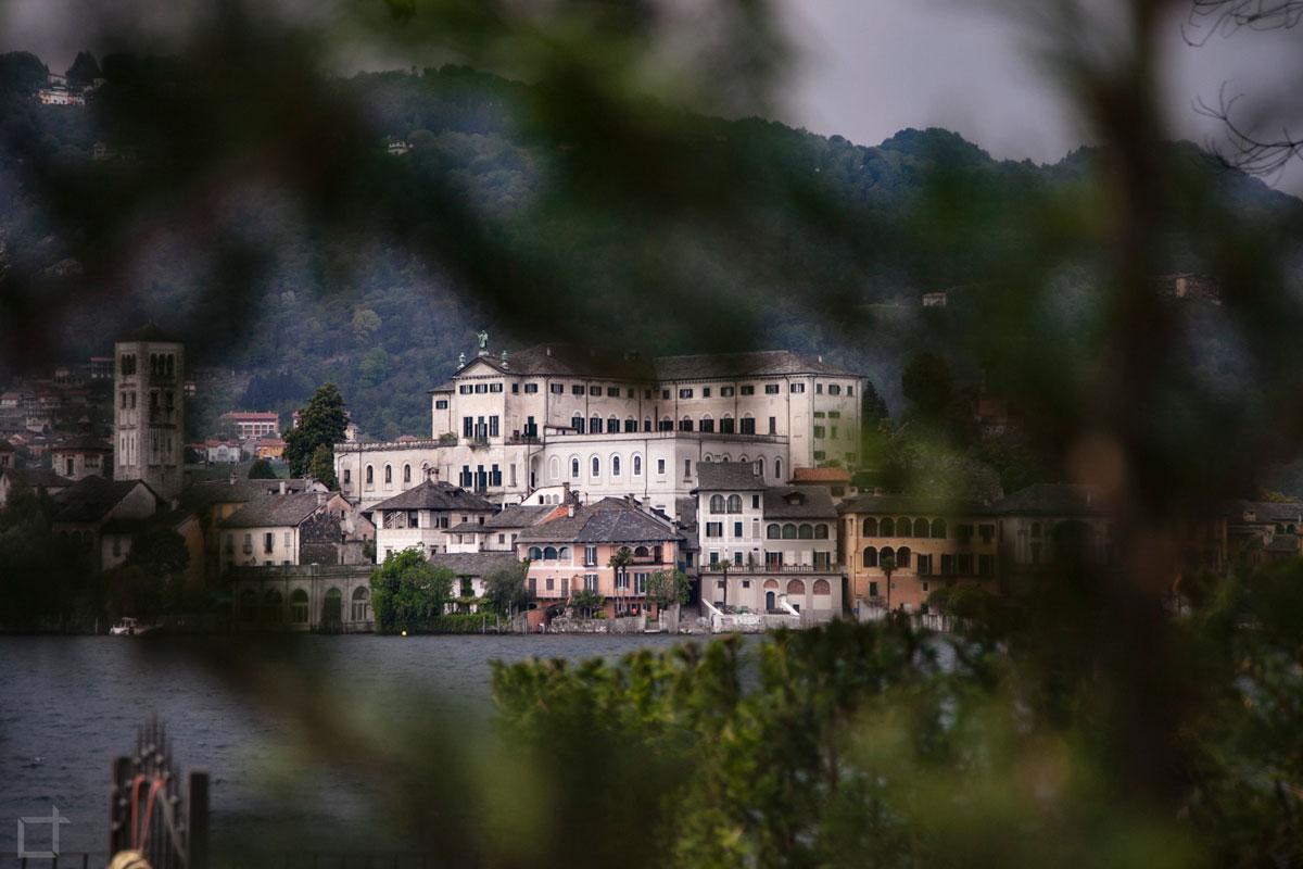 Isola San Giulio tra i Rami