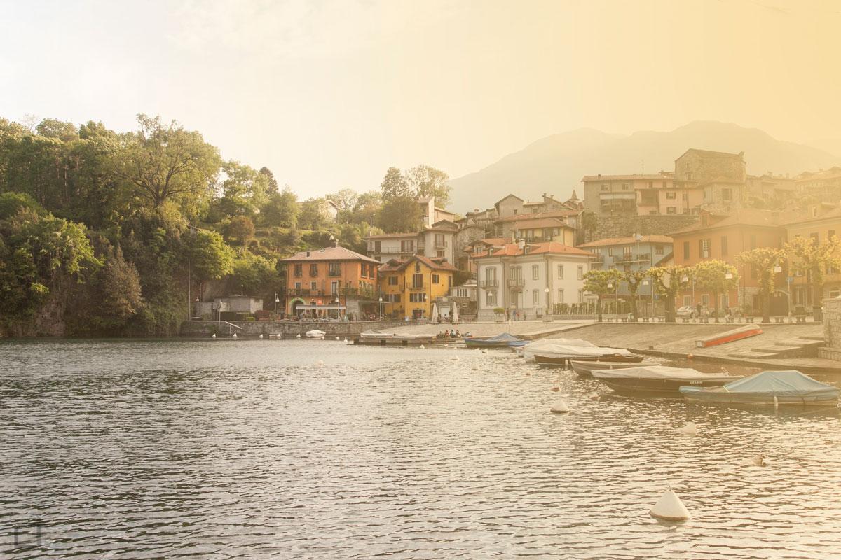Lago di Mergozzo Centro Storico