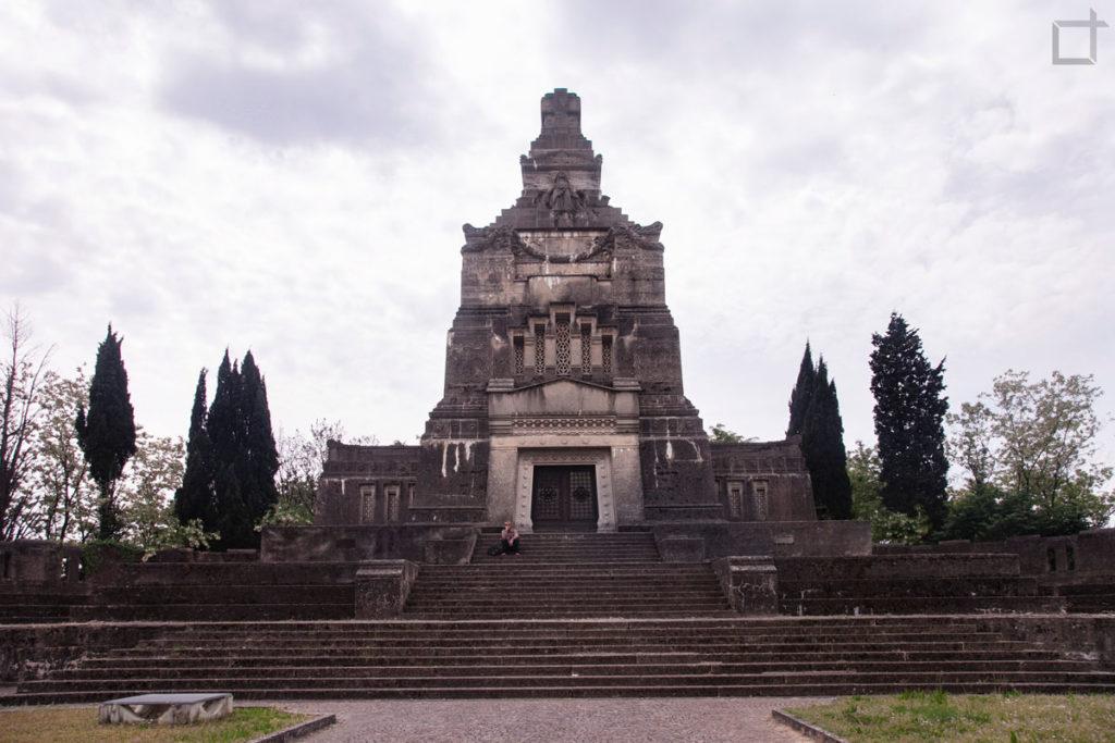 mausoleo Crespi UNESCO