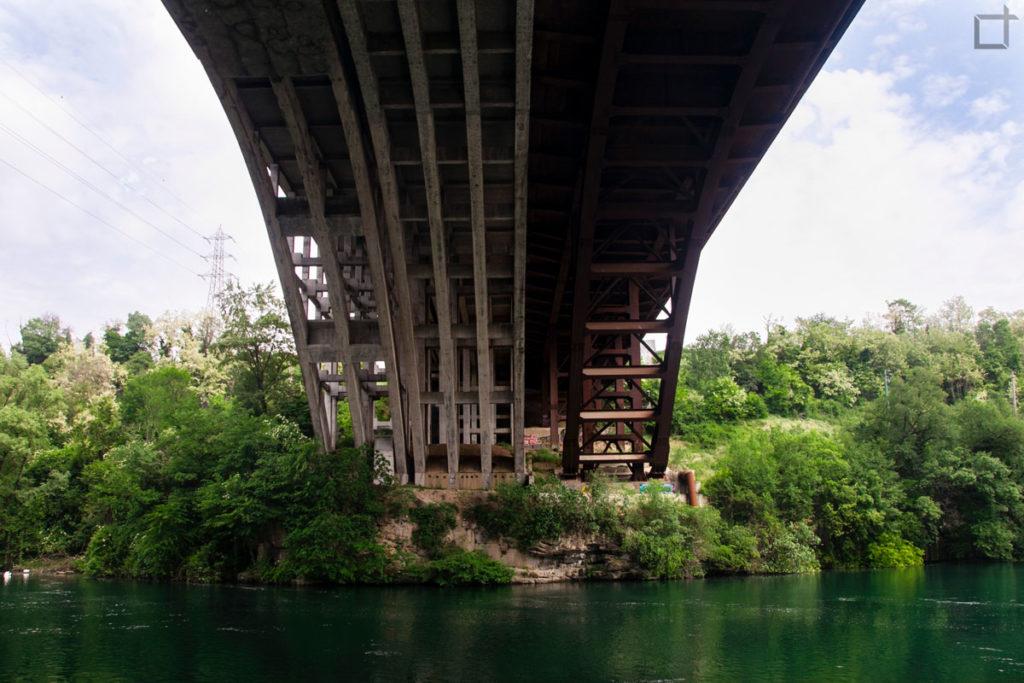 natura e viadotto