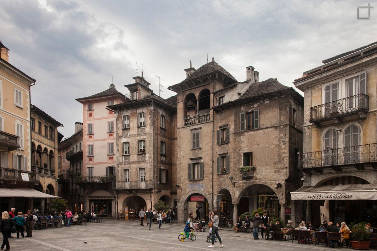 Palazzi Storici Piazza del Mercato