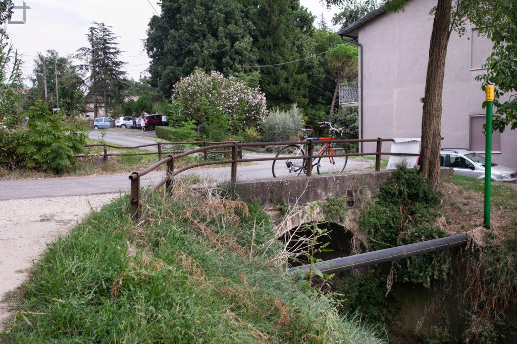 ponte con bicicletta