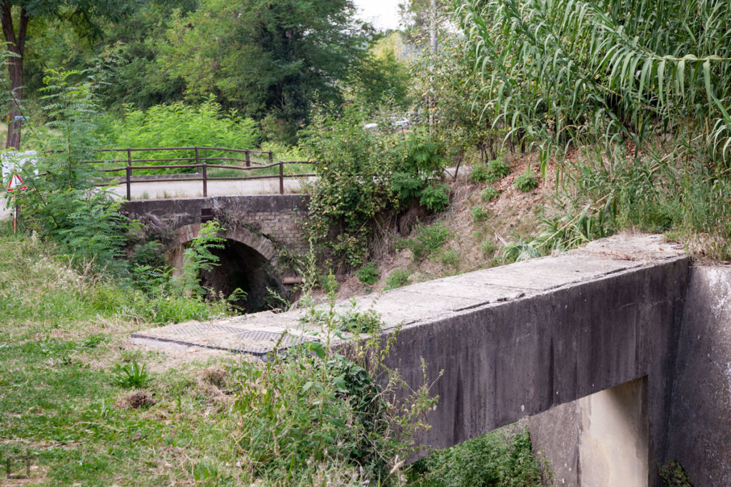 ponte su rio ausa